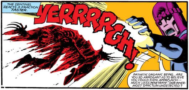 """""""Days of Future Past"""" Wolverine Dies"""